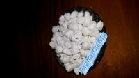 Каолин (белая глина) гранулы 1 кг.