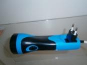 Фонарь ручной переносной 1 диод(209) аккумуляторный