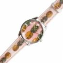 Часы наручные арт «Ананас»