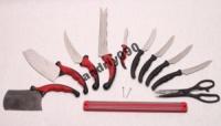 Набор кухонных ножей Контр Про Contour Pro Knives