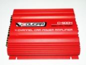 Усилитель Cougar 500.4 1600Вт 4-х канальный