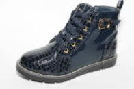 Ботинки демисезонные М555-2 для девочки тм С.ЛУЧ