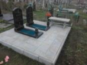 Благоустройство мест захоронения