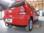Тягово-сцепное устройство (фаркоп) Volkswagen Polo (9N) (hatchback) (2001-2009)