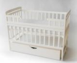Кроватка-транформер с ящиками DREAM DeSon DS1-02