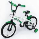 Велосипед двухколесный Flash 16« T-21645 Green