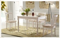 Набор мебели в столовую Ришелье (стол+4 стула)