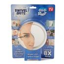 Зеркальце с подсветкой для макияжа Swivel Brite