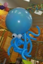 шар сюрприз «осьминог»№3
