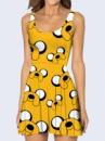 Платье Jake Adventure time