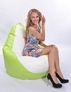 Кресло-груша среднее 120*90 см