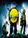 Ниндзя Черепашка - костюм супер героя на прокат.