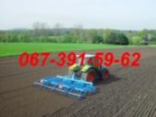Корунд 8  Производительная предпосевная подготовка почвы Лемкен