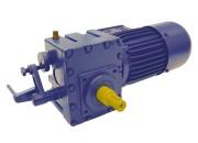 Мотор-редуктор для подвесных конвейеров серии Danfoss BM