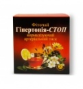 ФИТОЧАЙ «ГИПЕРТОНИЯ-СТОП» 20 ПАКЕТОВ ПО 1,5 Г