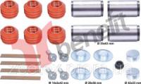 4500 Ремкомплект направляющих суппорта HALDEX  MARKII-III-IV, H0002, 91012 - 94660,