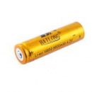 Аккумулятор 18650-8800mAh, золотой