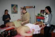 Классический общий массаж Днепропетровск