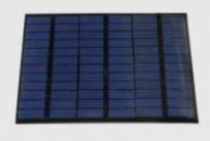Солнечная мини-панель 3,5 Вт. 18 Вольт