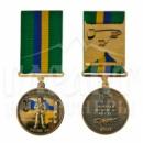 Медаль «Учасник АТО. Донецький прикордонний загін»