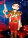 Космический воин - карнавальный костюм на прокат