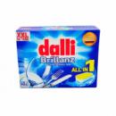 Таблетки для посудомоечной машины Dalli all in 1 40 шт