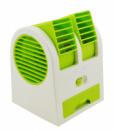 Мини-кондиционер вентилятор Mini Fan UKC HB-168 Green