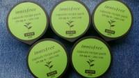 Capsule recipe pack - green tea 10ml