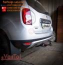 Тягово-сцепное устройство (фаркоп) Dacia Duster (2010-2017)