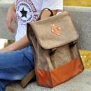 Мужская сумка-рюкзак
