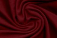 Купить оптом футер двунитка Пенье, бордовый, цена опт