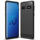 TPU чехол iPaky Slim Series для Samsung Galaxy S10 Черный