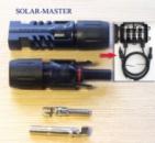 Коннекторы для солнечных батарей. Разъем MC plug type IV - пара