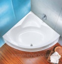 Угловая акриловая ванна KOLO Relax 1500х1500х595 XWN3050