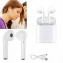 Беспроводные наушники i7S TWS Bluetooth для Iphone и Android