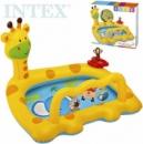 Надувной бассейн «Жираф» Intex 57105 (112x91x72см)
