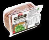 Безглютеновый свежий хлеб с семенами на закваске