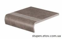 Клинкерная ступень прямая V-shape Cottage Сardamom 300x320/50x9