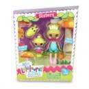 Lalaloopsy Mini Littles Doll, Pix E. Flutters/Twinkle N. Flutters