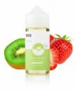 Премиум жидкость для электронных сигарет WES Kiwerry 100 мл 0 мг (Киви и клубника)