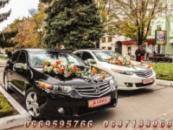 СВАДЕБНЫЕ МАШИНЫ НА ПРОКАТ HONDA ACCORD в Харькове