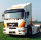 Лобовое стекло для грузовиков MAN F 90 широкая кабина