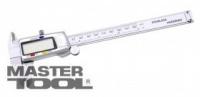 Штангенциркуль цифровой 150 мм точность 0,02 мм в футляре MasterTool 30-0628