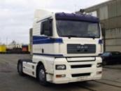 Лобовое стекло для грузовиков MAN TGA XL