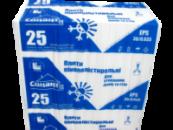 Пенопласт ТМ «Сонант» 100*100, 10 см.