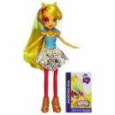 My Little Pony Equestria Girls Applejack Doll (Neon Rainbow Rocks), Апплджек Реинбоу Рокс