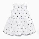 Платье для девочки Кораблики