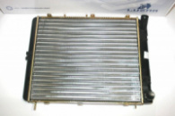 Радиатор охлаждения 2141 (алюмин.) ЛУЗАР