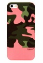 Colorant Camouflage для iPhone 5, Pink