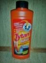 Tytan гранулированный средство для труб 250 гр